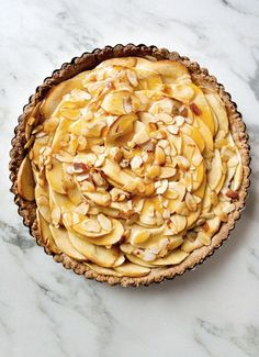 Gluten-Free Apple Tart//gluten free recipes
