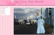 The Fairy Tale World Cinderella, Snow White and other fairy tale heroines are kidnapped by modern-day TV show producers who compel them to participate in a reality TV show: The Fairy Tale World — but the heroines just want to go home! LINK: https://sites.google.com/site/fairytalestorybook/