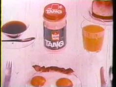 1970 Tang Commercial - YouTube