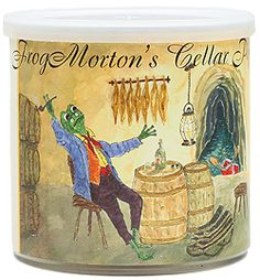 McClelland Tinned Craftsbury: Frog Morton's Cellar 100g Tobaccos at Smoking Pipes .com