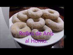Roscos de Anis al horno - YouTube