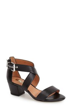 Halogen 'Rena' Crisscross Strap Sandal (Women) available at #Nordstrom