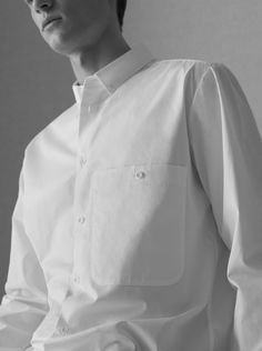 COS | The Classic White Shirt for your menswear inspiration — curated by ajaedmond.com | capsule wardrobe | minimal chic | minimalist style | minimalist fashion | minimalist  wardrobe | back to basics fashion
