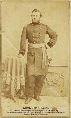 Gen. Ulysses S. Grant, 1865   Flickr - Photo Sharing!