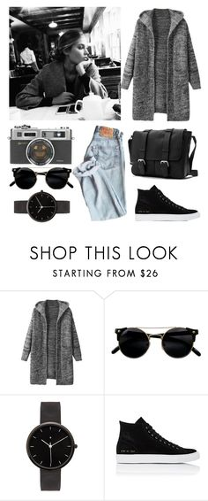 """""""Untitled #33"""" by baska111 ❤ liked on Polyvore featuring Comfort Zone, I Love Ugly and Common Projects"""