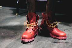 Pharrell Williams' Timberland Boots