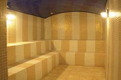 Foto Cabina Ideas : Baño de vapor de cabina en obra by inbeca ideas para casa