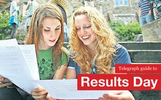 Read our guide to Results Day; including guides for Clearing and Adjustment @Telegraph   #Resultsday