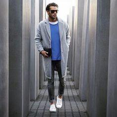 Dress to express, not to impress — coolcosmos:   Weex  [Coat : Zara Man]