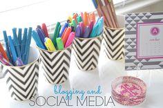 Blogging & Social Media
