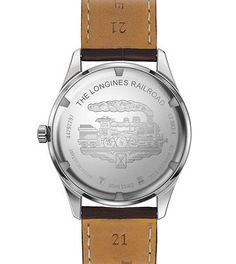 Introducing: The Longines Railroad