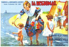 anuncio retro Valencia