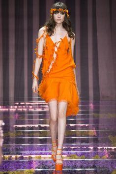 Atelier Versace haute couture autumn/winter '15/'16: