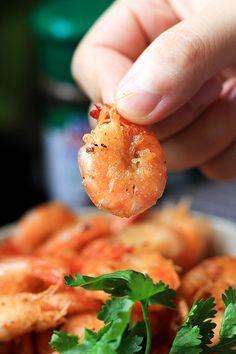 pepper shrimp chinese salt and pepper shrimp more luv shrimp shrimp ...