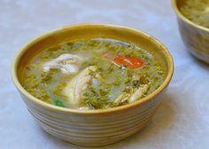 Sinampalukang Manok (Chicken in Tamarind Soup)