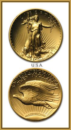 2009 Ultra High Relief Double Eagle I oz .9999 Fine Gold