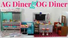 NEW AG Diner vs. OG Diner