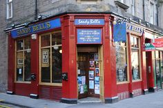 Sandy Bell's Ales and Music Edinburgh, Scotland An awesome experience! Ive been but must take Dean! Sandy Bell, Edinburgh Attractions, Scotland Travel, Edinburgh Scotland, Places Ive Been, Places To Go, Restaurant Signs, Pub Bar, Where To Go