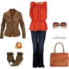 A fashion look from February 2012 featuring Dorothy Perkins blouses, Forzieri jackets and Hudson Jeans jeans. Browse and shop related looks.