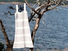 Crochet dress for summer - Kotiliesi.fi Crochet dress for summer – Kotiliesi. Types Of Shirts, Summer Dresses, Crochet, Women, Diy, Crafts, Jewelry, Manualidades, Jewlery