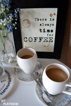 Privat Kaffee Pin 25 mm #1