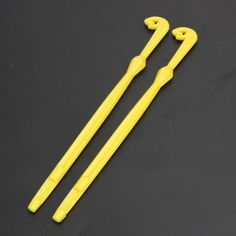 Easy Hook Loop Tyer & Disgorger Tool Tie Fast Knot Tying Tool for Fly Fishing Line Tier Kit Yellow Small in Packed Pesca Fly Fishing Line, Fishing Tools, Removal Tool, Tie Knots, Explore, Products, Fishing, Tie A Tie, Exploring