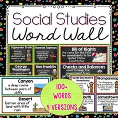 Incorporating social studies type words into coagulant lessons for literacy. This will help them better learn vocabulary for books hi also when they start learning about these topics in social studies it won't be as hard as it would without ever seeing these words before.