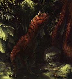 Ark : Survival Evolved fanart - Boris the animal by Khaidu