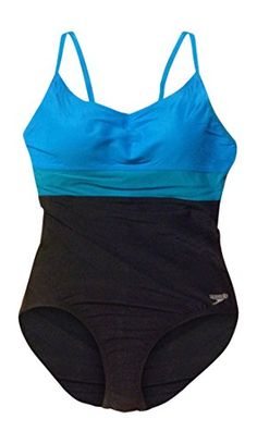 Speedo Womens Color Block Swimsuit 6 Black and Blue Speedo  https://www.amazon.com/gp/product/B01BY3APZ6/ref=as_li_qf_sp_asin_il_tl?ie=UTF8&tag=rockaclothsto-20&camp=1789&creative=9325&linkCode=as2&creativeASIN=B01AYFLMGQ&linkId=a419dfe4ccbe895e8b71c965372cb73d&th=1