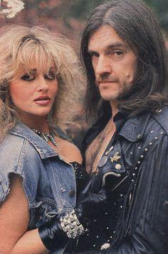 Lemmy Kilmister...