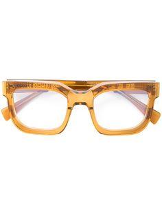 b5d216bfde Kuboraum Classic Square Glasses - Farfetch