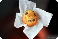 Chocolate Chip Muffins, la receta infalible! Perfect recipe!