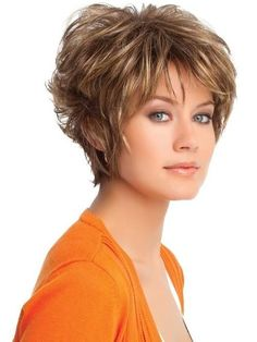 Image result for Fine Hair Style Short Hair Cuts for Women Over 50