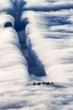 Rare cloud