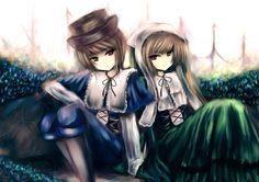 Suiseiseki and Souseiseki