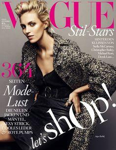 Vogue Germany September 2013