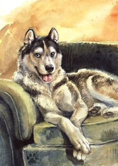 . #dog #art
