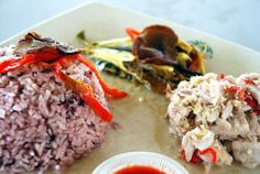 Hinava - A Kadazan food dish from Sabah, Malaysia. Either you love it or hate it, a real acquired taste.