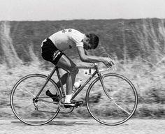 Wielrenner Lucien Van Impe