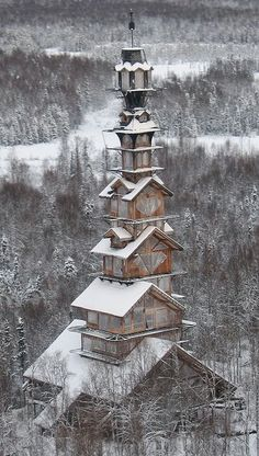 Willow, Alaska, house known as the Dr. Seuss House
