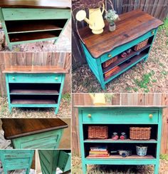 What To Do With Old Dressers?