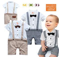 -Nuovo-2015-baby-boy-formale-tuxedo-manica-corta-di-un-pezzo-del-vestito-del-pagliaccetto.jpg (400×392)