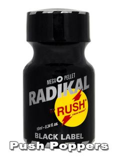 Order today the Black Label from Radikal by Rush, an incredibly powerful Poppers in a small bottle for more pleasure during sex and bigger orgasms! Prissy Sissy, Water Molecule, Relaxer, Small Bottles, Foreplay, Back To Black, Label, Gay, Products