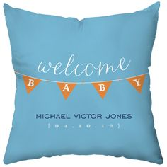 82 Best Baby Pillows Images On Pinterest Infant Room Kids Room