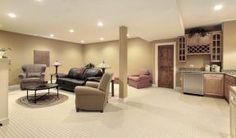 Basement renovation - Toronto. Finished basements & remodeling contractor