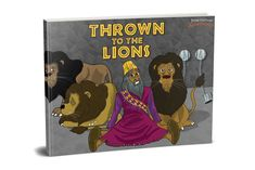 Daniel and the Lions storybook | Illustrated storybook - includes a Bible quiz and Word search puzzle. Plus fun Bible fact boxes. Suitable for kids ages 6-12. Bible Resources, Bible Activities, Alphabet Activities, Daniel And The Lions, Paul The Apostle, Bible Quiz, Defender Of The Faith, Learning Methods, Old And New Testament