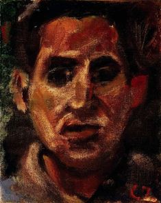 #BÉLA_CZÓBEL   * Autorretrato. Artist, Painting, Portraits, Fall Living Room, Expressionism, Exhibitions, Group, Big Cats, Woman