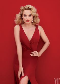 Margot Robbie for Vanity Fair