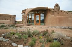 ext. earthship