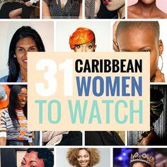 31 Caribbean Blogger